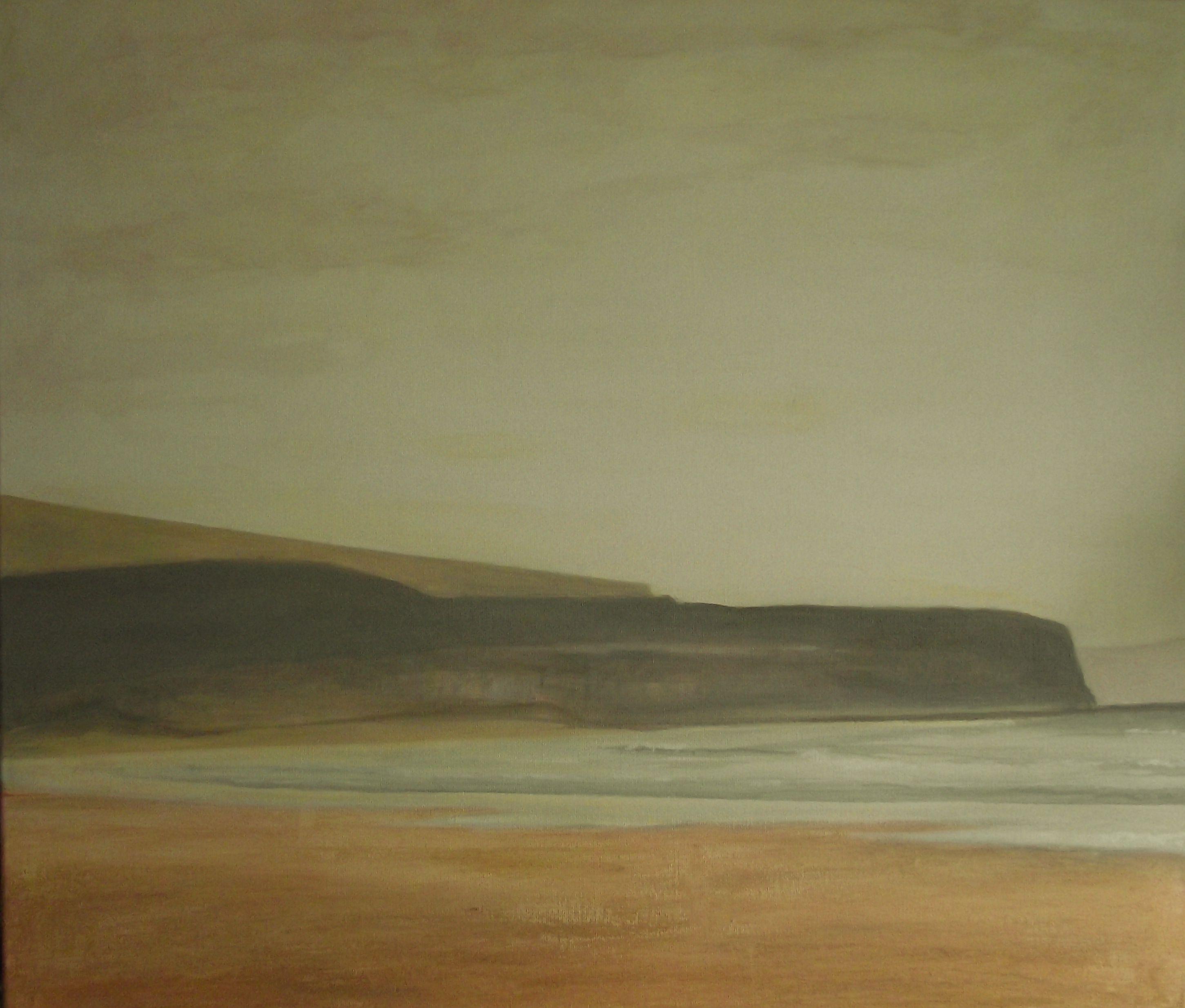 Castlerock Beach Antrim Coast Mussenden