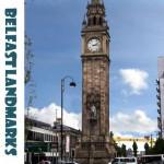 Postcard of the Albert Clock Belfast
